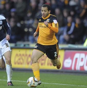 Liam Rosenior, right, has signed a new two-year contract at Hull