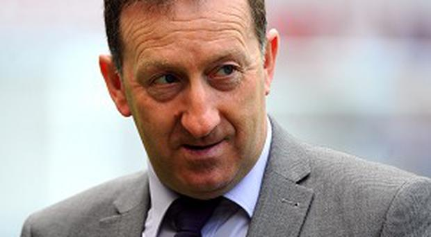 Swansea have had to cope with a falling out between Huw Jenkins, pictured, and Bayram Tutumlu