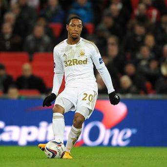 Jonathan de Guzman scored eight goals for Swansea last term