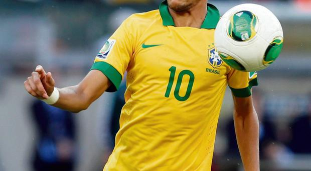 Brazil and Neymar have been central to the tournament's success