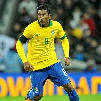 Brazil midfielder Paulinho looks to be heading to Tottenham