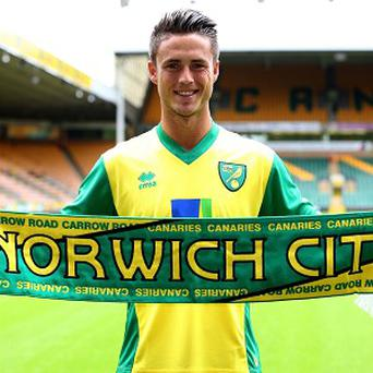 Ricky van Wolfswinkel scored 15 goals for Sporting Lisbon last season