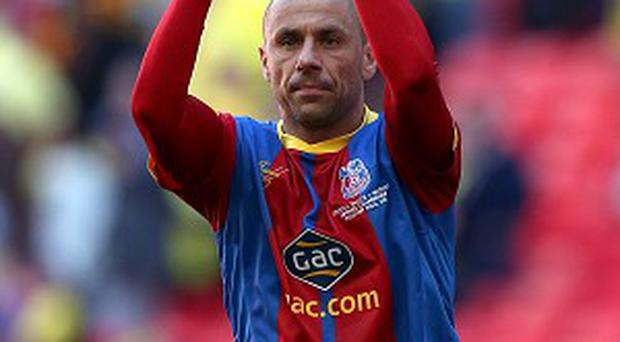 Kevin Phillips wants to stay at Crystal Palace