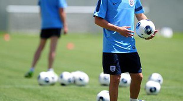 Phil Neville was part of the England Under-21 coaching staff at the European Championship last month