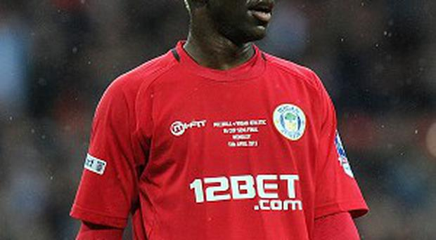 Arouna Kone impressed during his first season in England