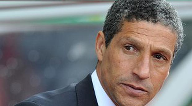 Chris Hughton is hoping to sign more players this summer