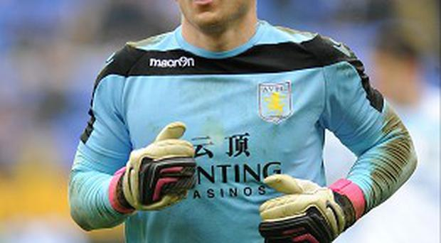 Brad Guzan has established himself as Aston Villa's first-choice goalkeeper