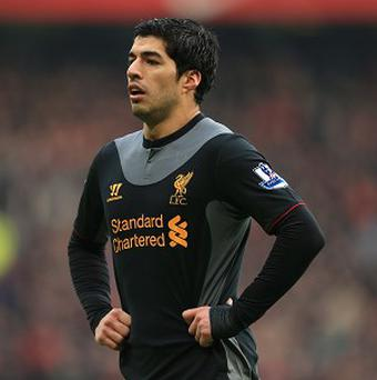 Luis Suarez is reportedly on Arsenal's radar