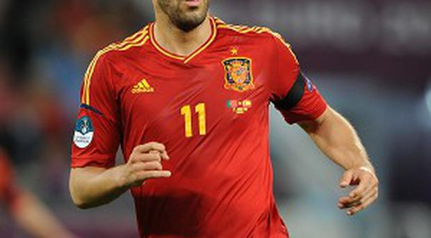 Alvaro Negredo has been strongly linked with a move to Manchester City