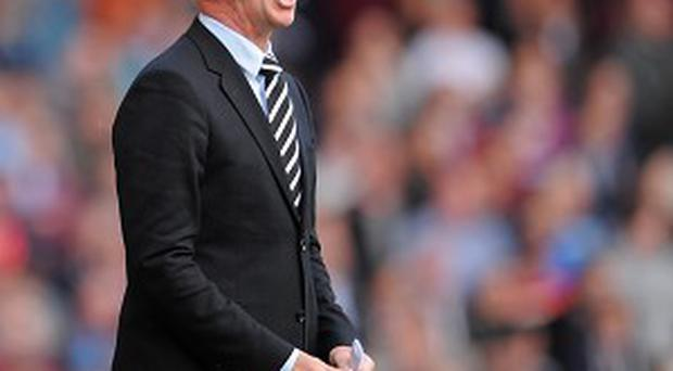 Alan Pardew wants two new strikers at Newcastle