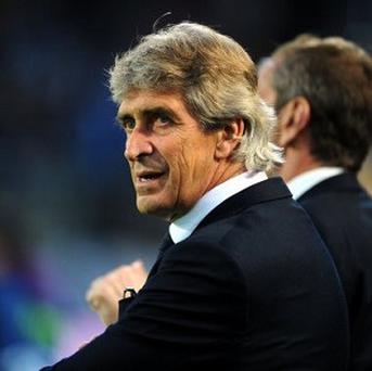 Manuel Pellegrini will be officially unveiled at Manchester City on Wednesday