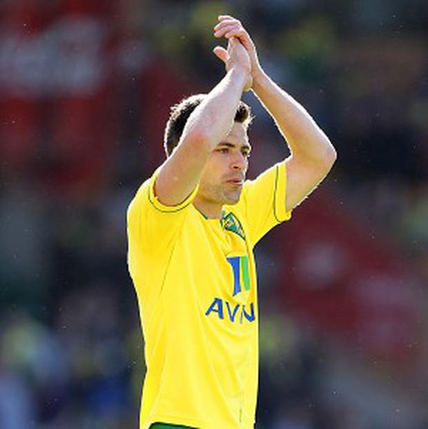 Russell Martin was part of the Norwich side that secured promotion to the Premier League