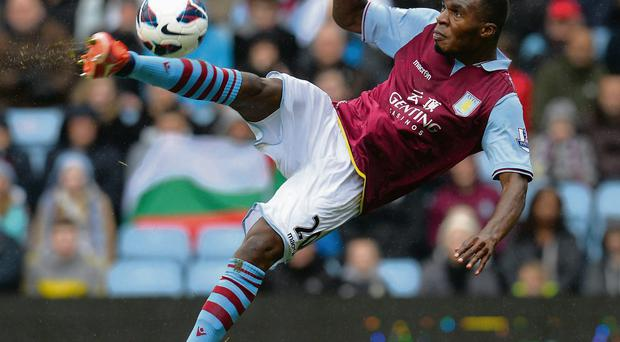 Andre Villas-Boas has identified Christian Benteke as a target after missing out on David Villa