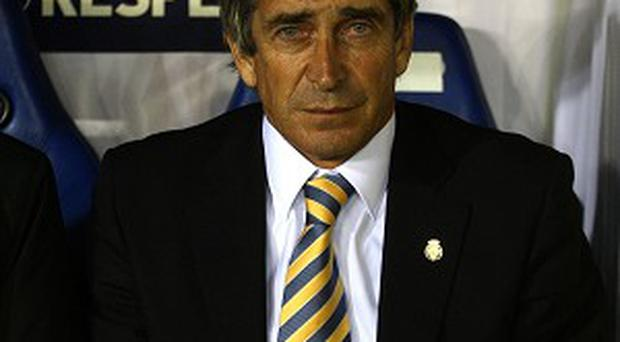 Manuel Pellegrini is set to meet the press for the first time