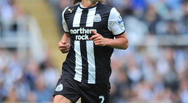 Fabricio Coloccini is out with a groin injury