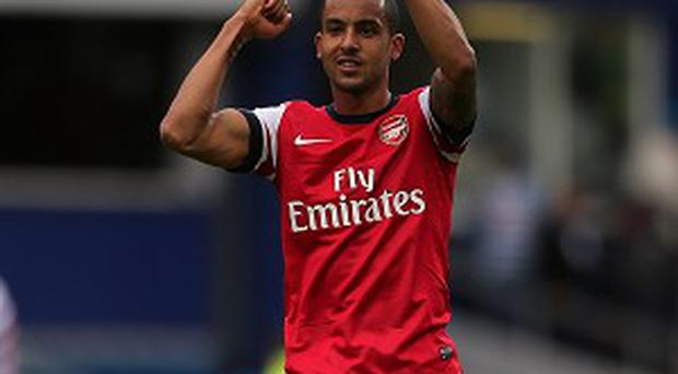 Theo Walcott wants Arsenal to get off to a better start