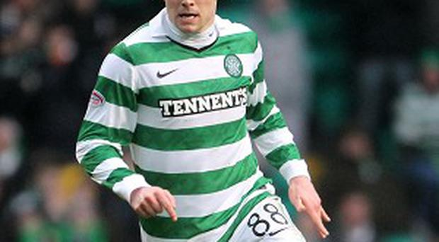 Gary Hooper returns to the Parkhead squad