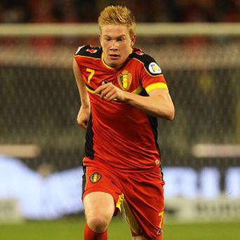 Kevin De Bruyne spent last season on loan at Werder Bremen