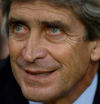 Manuel Pellegrini: 'I don't think with David Moyes that Manchester United will be easier'