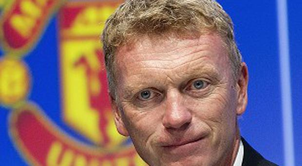 David Moyes lost his first game in charge of Manchester United