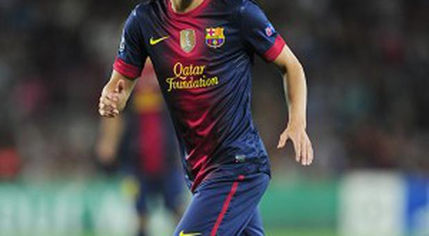 David Villa has moved to Atletico Madrid from Barcelona