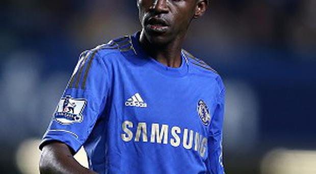 Ramires was the driving force in midfield for Chelsea