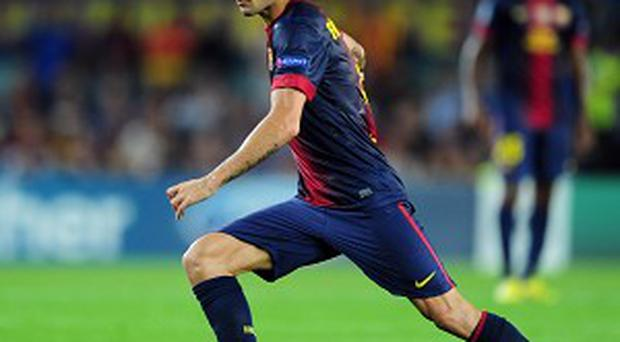 Cesc Fabregas wants to stay at Barcelona