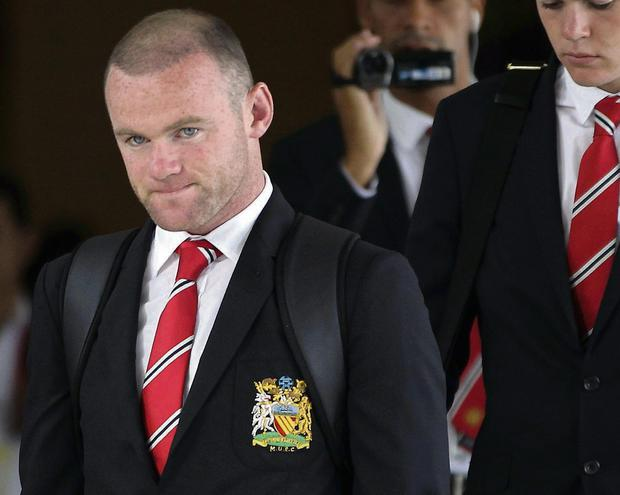 Wayne Rooney is reportedly 'angry and confused' at with life at Old Trafford