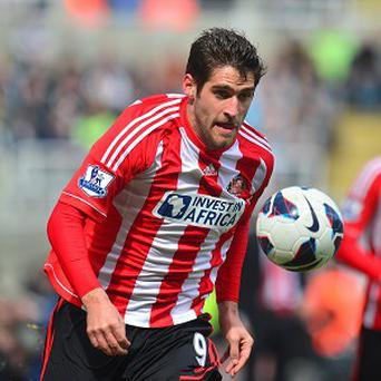 Danny Graham failed to find the net at Sunderland