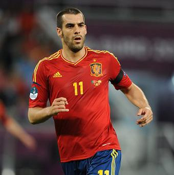 Alvaro Negredo looks set to move to Manchester City