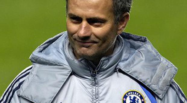 Jose Mourinho, pictured, managed Cristiano Ronaldo at Real Madrid, where he expects the superstar to stay