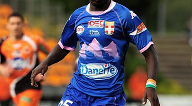 Yannick Sagbo has moved closer to joining Hull