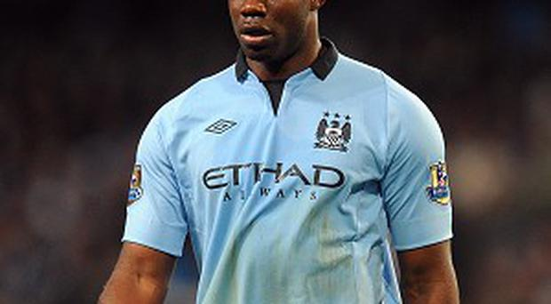 Micah Richards has no intention of leaving Manchester City