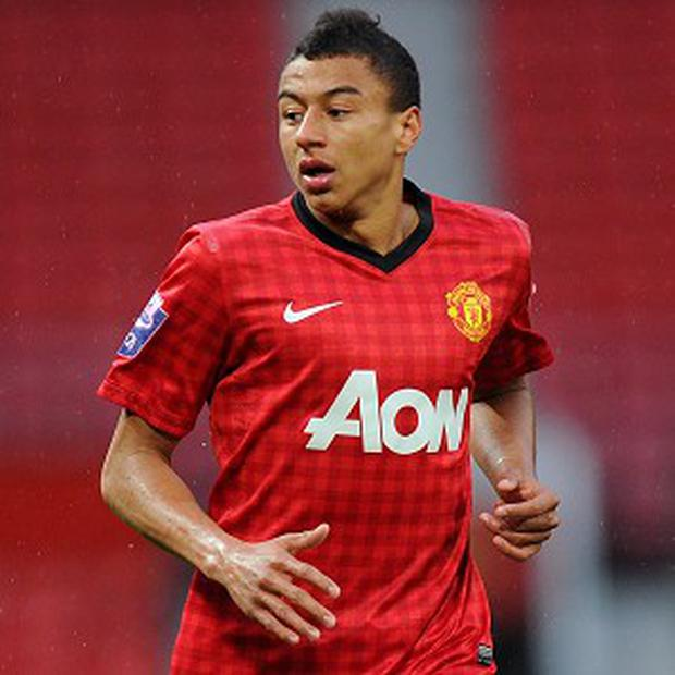 Jesse Lingard was on target in Manchester United's defeat against Yokohama F Marinos