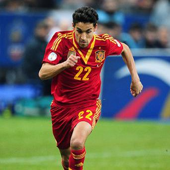 Jesus Navas thinks he has moved to England at the right time