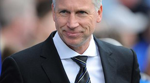 Alan Pardew is keen to bolster his options