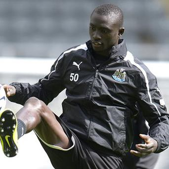 Papiss Cisse has been linked with a move to Russia