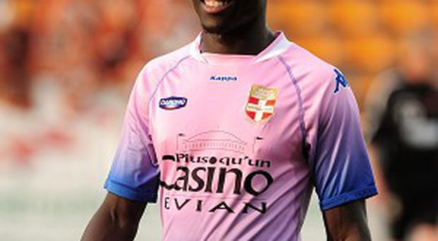 Yannick Sagbo could be on his way to Hull