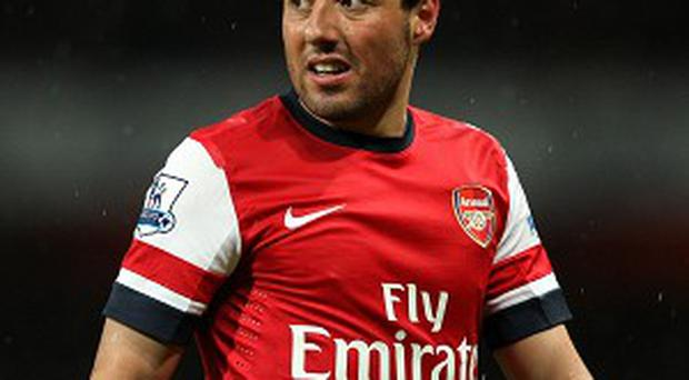 Santi Cazorla has been linked with a return to Spain