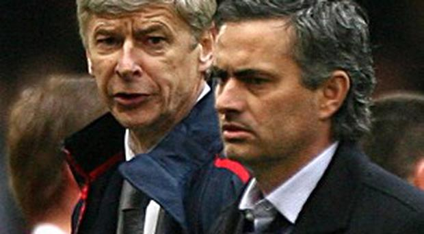Jose Mourinho says he has got to know Arsene Wenger as a nice guy since his first spell at Chelsea