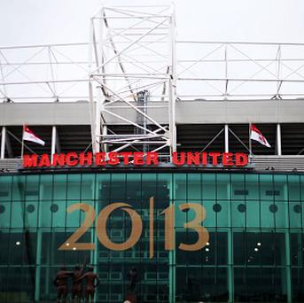 Manchester United have played at Old Trafford since 1910