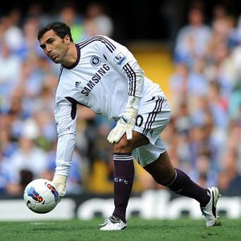 Henrique Hilario signed for Chelsea in 2006