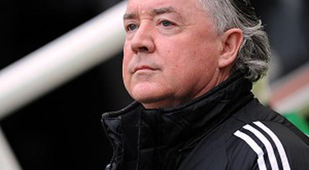 Joe Kinnear had promised swift action