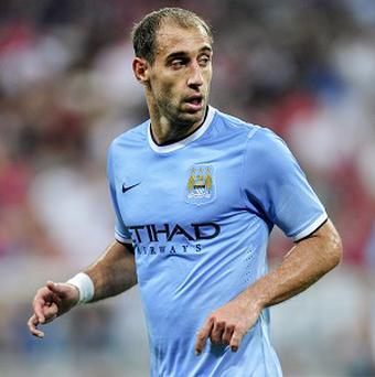 Pablo Zabaleta is a key player for Manchester City