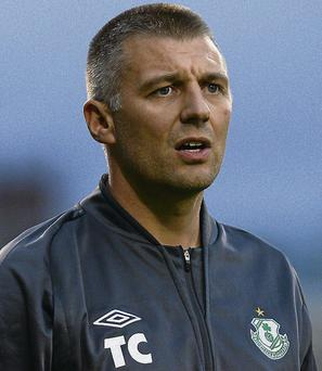 Trevor Croly and Rovers have departed company