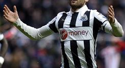Yohan Cabaye is wanted by Arsenal