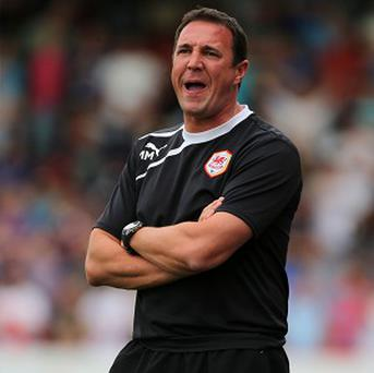 Malky Mackay has praised his players after their superb victory over Manchester City