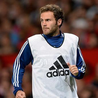 Juan Mata, pictured, remains a key member of the Chelsea team, according to Jose Mourinho