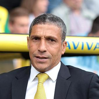 Chris Hughton could add to his Norwich squad before the transfer window closes