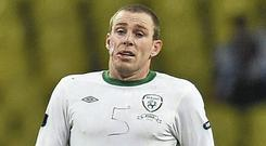 Richard Dunne: 'To see someone like him fit and playing is great for the manager,' says Alan Kelly